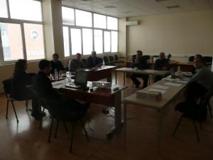 Cluster Treffen am 08.12.2012