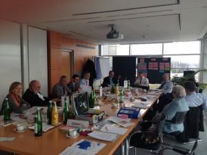 Заседание на общата комисия в Санкт Пьолтен