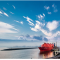 """Задвижваният с LNG транспортен кораб """"EcoLiner"""", построен от корабостроителница Damen"""