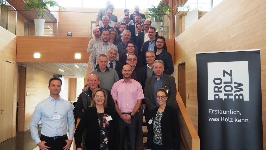 Участниците в семинара